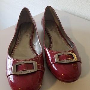 Ak Anne Klein  flex red size 8.5
